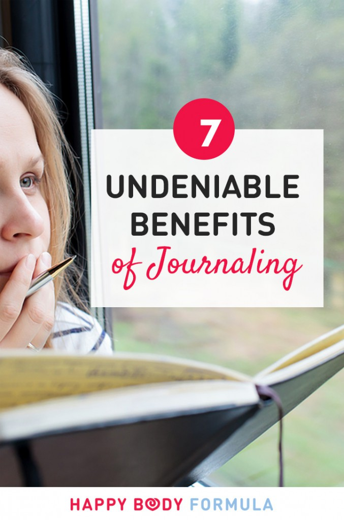 7 Undeniable Benefits Of Journaling