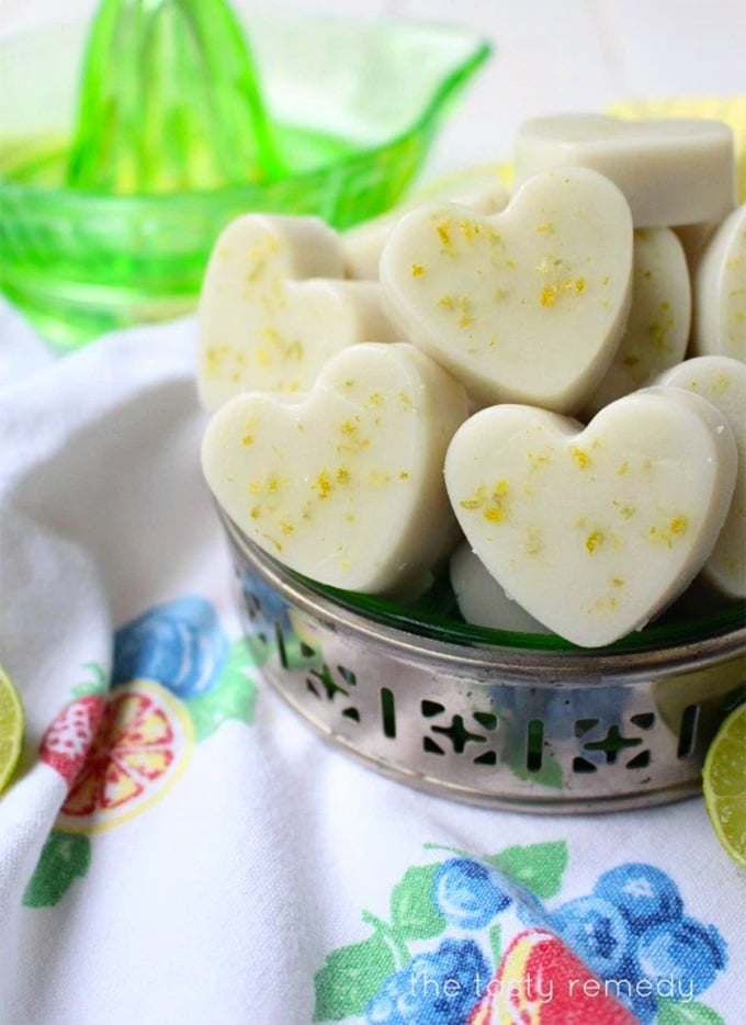 Gut Healing Key Lime Bites - Real Food, Paleo, Clean Eating