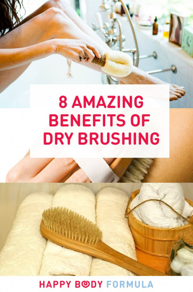 8 Amazing Benefits of Dry Brushing