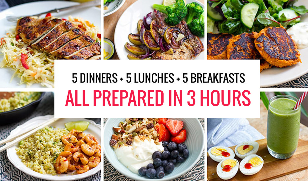 7 day free paleo meal plan make ahead
