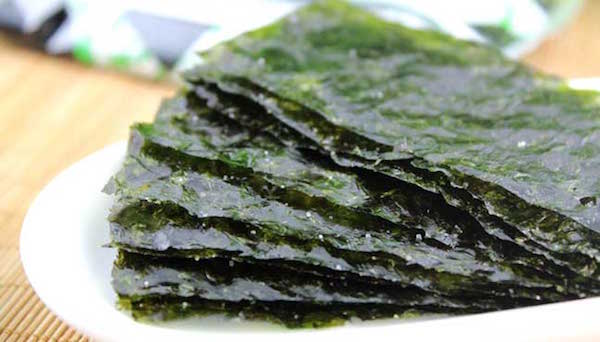 Seaweed for digestion