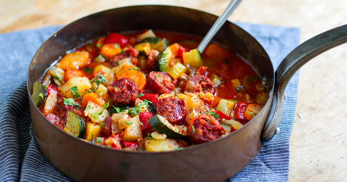 Vegetarian Keto Stew | All Articles about Ketogenic Diet