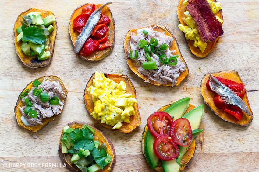 15 Delicious Sweet Potato Toast Ideas