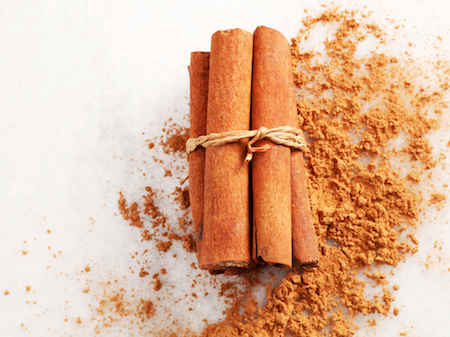 Cinnamon reduces risk of cancer