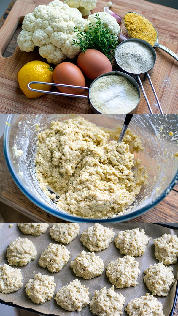 making-cauliflower-rolls