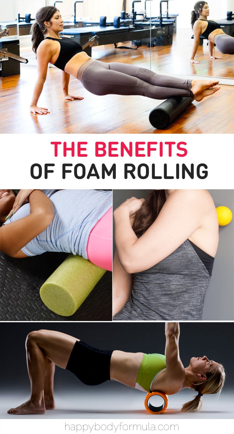 The Benefits of Foam Rolling & How To Do It
