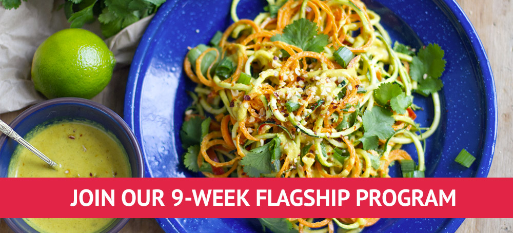 Join Our 9-Week Flagship Program