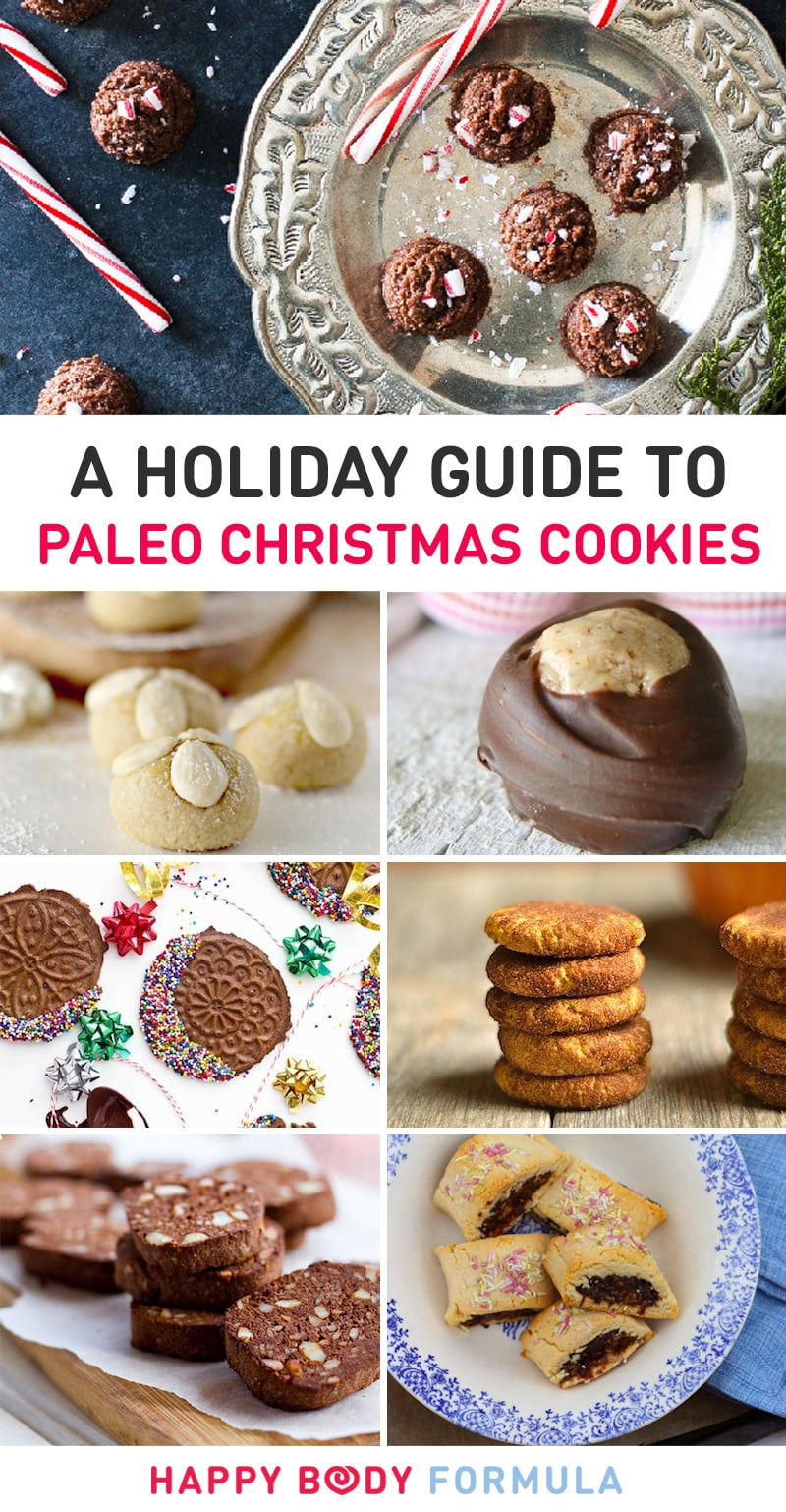 The Best Paleo Christmas Cookie Recipes