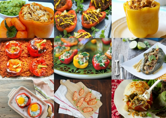10 Paleo Stuffed Peppers Recipes