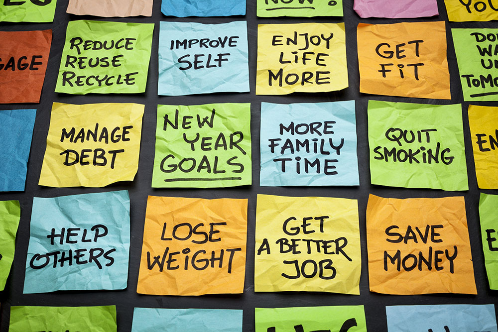 New Years Resolutions Worth Making