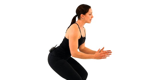 Free 30-Day Squat Challenge + How To Master The Move