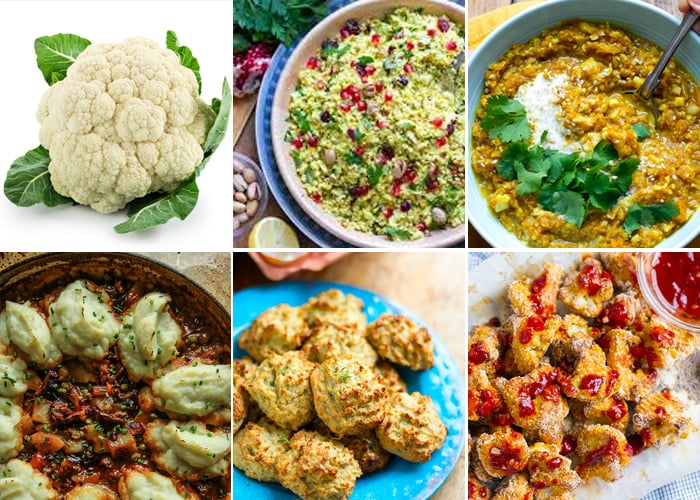 Different Ways With Paleo Cauliflower Recipes