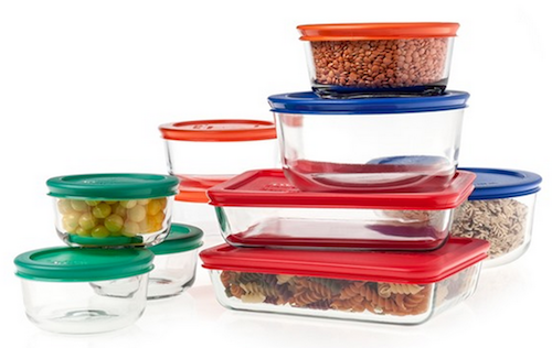Your Guide to Choosing The Safest Tupperware Food Containers