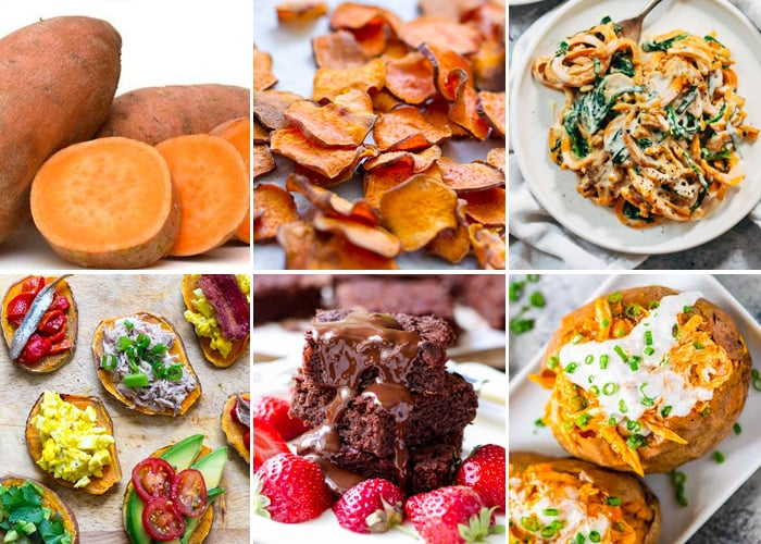 Versatile Sweet Potato Recipes (Paleo & Gluten-free)
