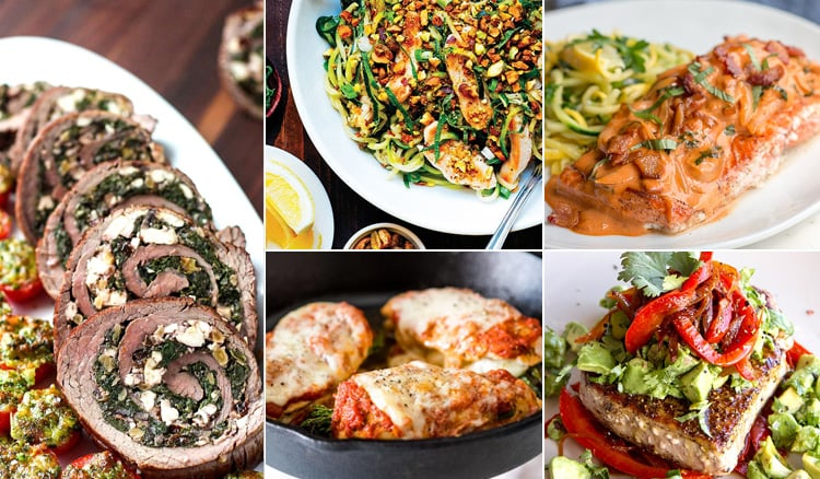 20+ Fabulous Keto Dinner Recipes - Happy Body Formula