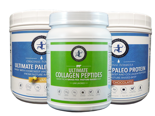 Ultimate Collagen Peptides Paleo Protein
