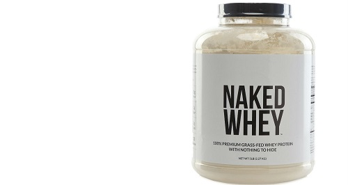 Naked Whey Protein Powder