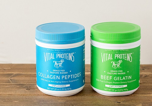 Collage Peptides & Beef Gelatin By Vital Proteins