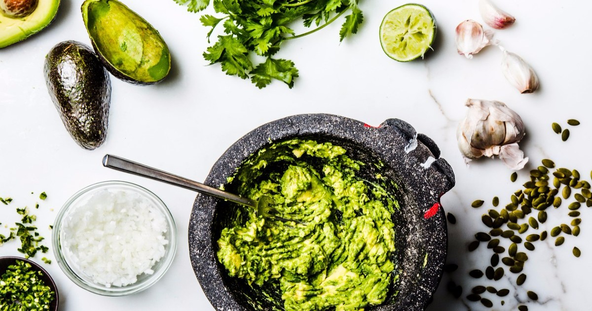 The best and tastiest guacamole dip recipes
