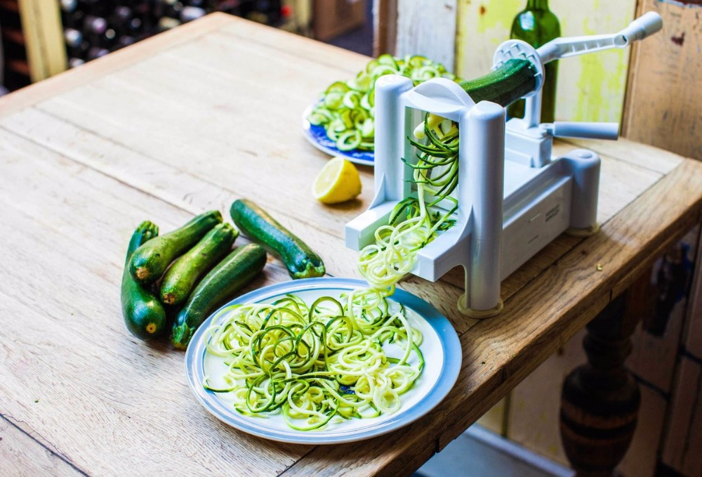 Why The Veggie Spiralizer Is A Must-Have Gadget For Healthy Cooking