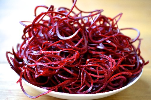 Spiralized Beets Recipes
