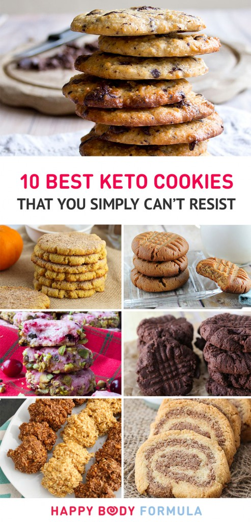 10 Best Keto Cookies You Simply Can't Resist