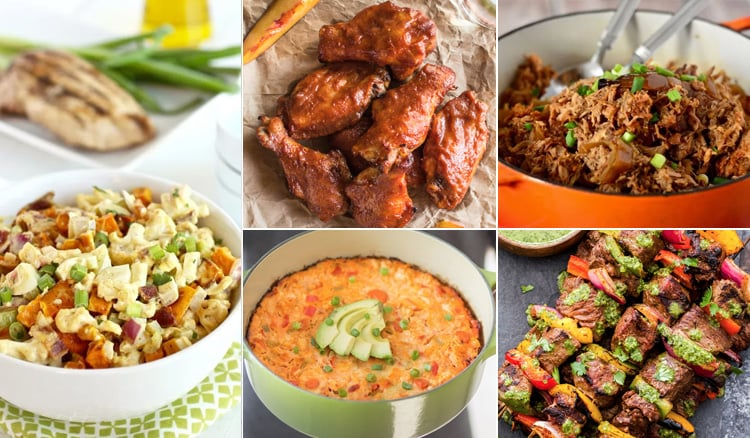 20 Paleo Potluck Recipes Everyone Will Love