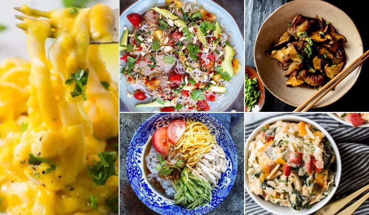 15 Low-Carb & Delicious Shirataki Noodles Recipes