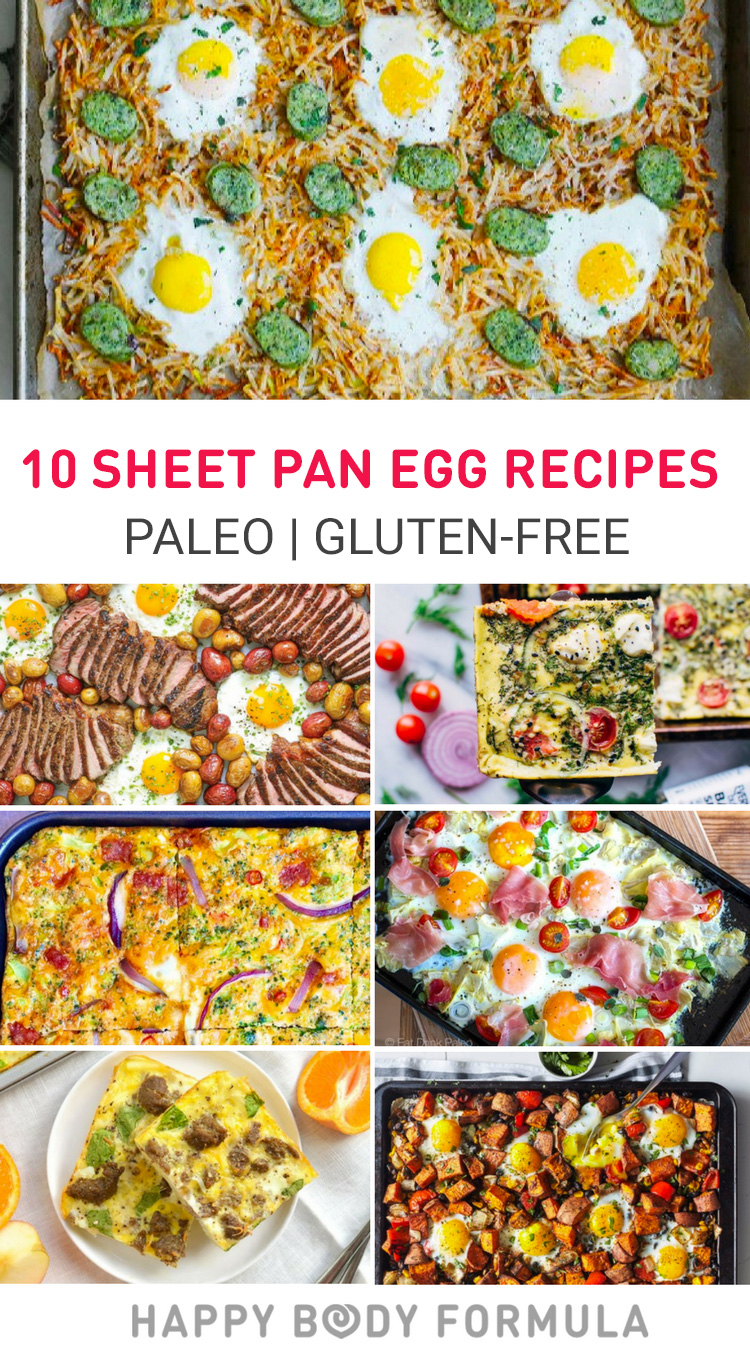 10 Sheet Pan Egg Dishes That Will Change Your Mornings