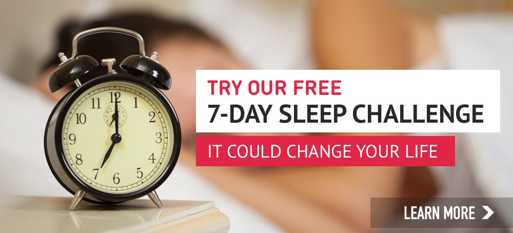 7-Day Sleep Better Challenge