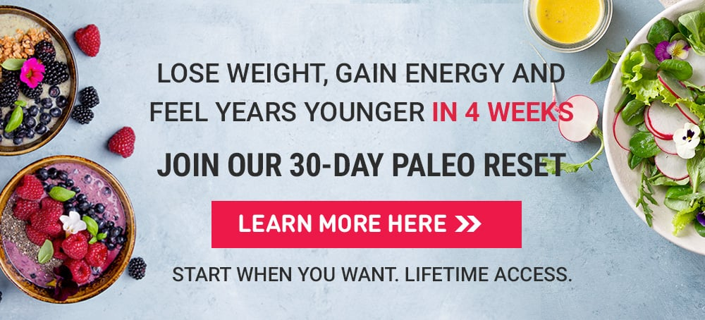 Join Our 9-Week Flagship Paleo Program