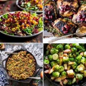 20 Crowd-Pleasing Paleo Dishes For Thanksgiving & Christmas