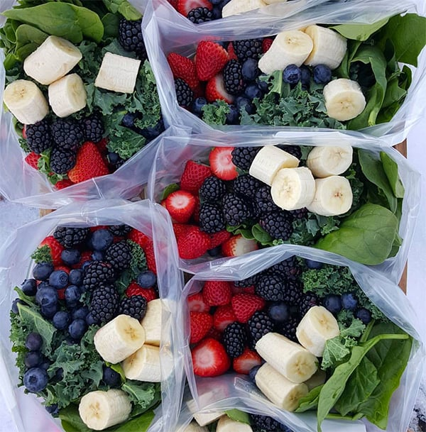 smoothie-bags