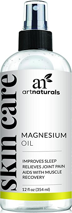 ArtNaturals Pure Magnesium Oil Spray