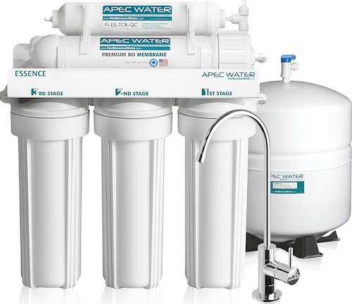 APEC 5-Stage Ultra Safe Reverse Osmosis Water Filter