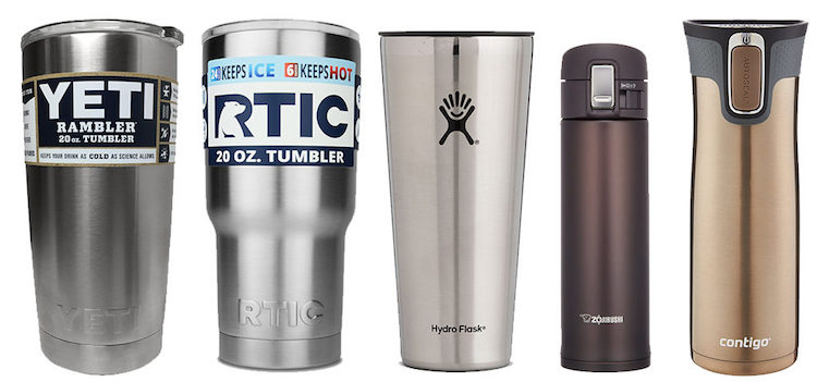 Top 10 Best Insulated Tumblers Reviewed in 2019 - Happy Body