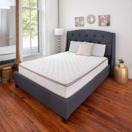 Classic Brands Pillow-Top Innerspring Mattress