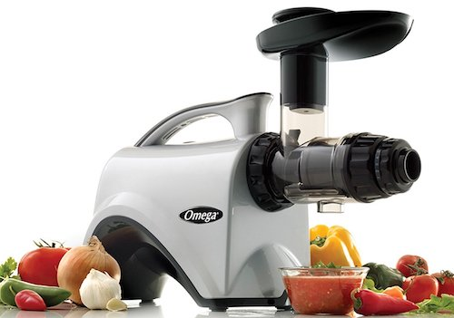 Omega NC800 HDS 5th Generation Nutrition Center Juicer