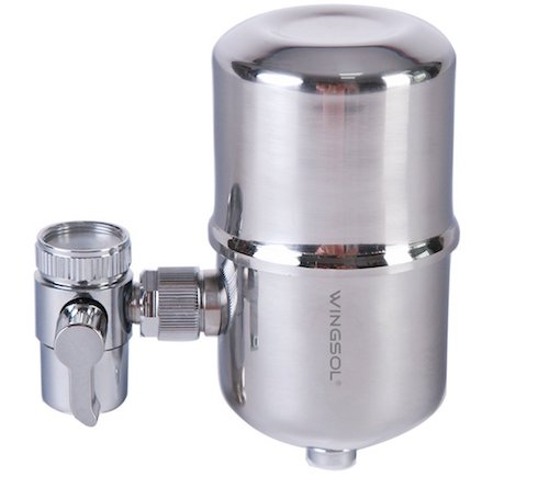 Wingsol Healthy Faucet Water Filter System