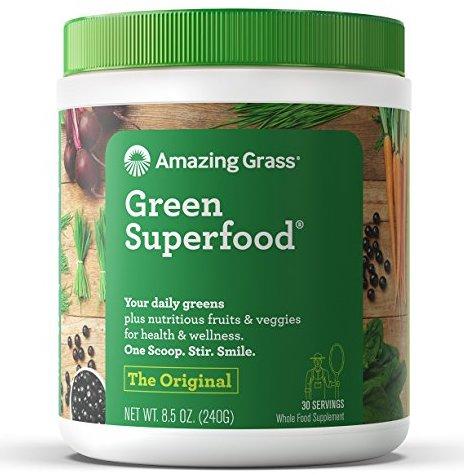 Amazing Grass Green Superfood Organic Powder