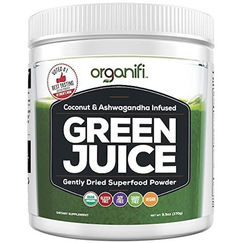 Organifi Green Juice Superfood Powder