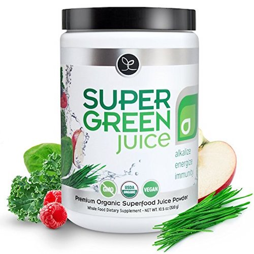 Touchstone Essentials Super Green Juice Superfood Powder