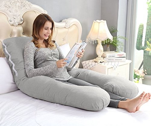Top 10 Best Pregnancy Pillows Reviewed In 2019 Happy Body Formula