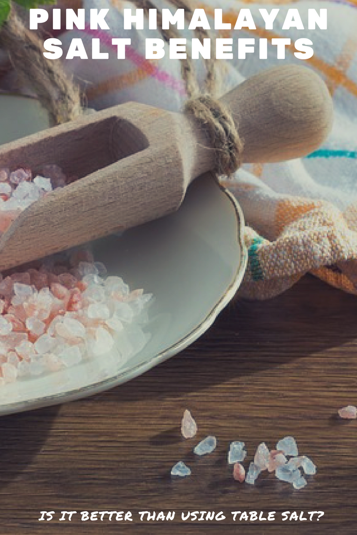 Pink Himalayan Salt Benefits: Is It Better Than Table Salt? | HappyBodyFormula.com