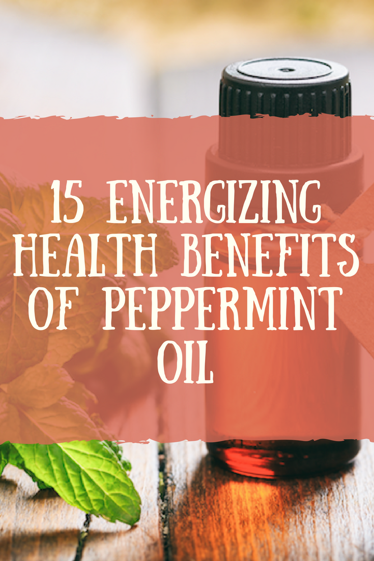 15 Energizing Health Benefits and Uses of Peppermint Essential Oil | HappyBodyFormula.com