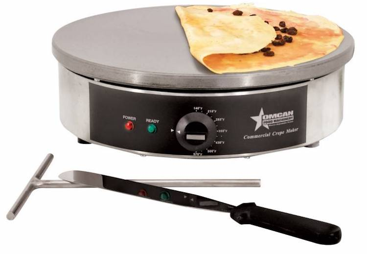 Top 10 Best Crepe Makers Reviewed in 2021 - Happy Body Formula