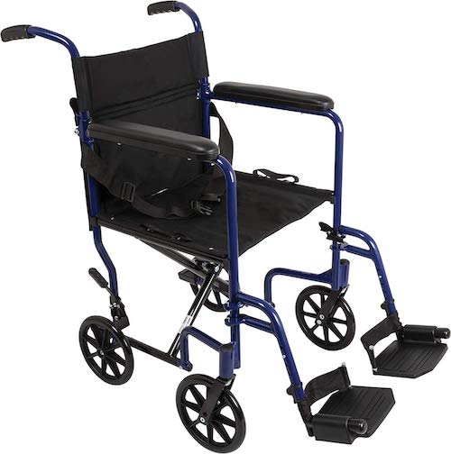 ProBasics Medical Transport Wheelchair