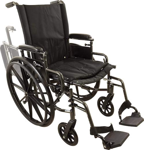 Roscoe Medical Onyx K4 Wheelchair