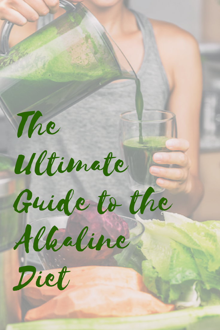 The Ultimate Guide to the Alkaline Diet | HappyBodyFormula.com