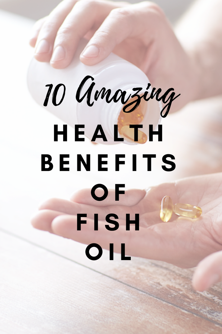 10 Amazing Health Benefits of Fish Oil | HappyBodyFormula.com